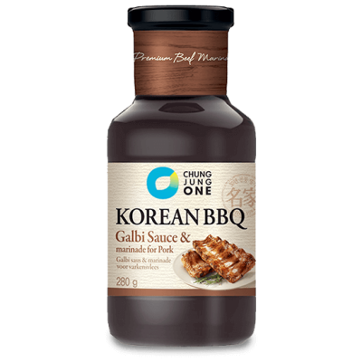 Korean Bbq Galbi Pork Chung Jung One